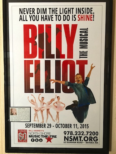 Piper Birney in Billy Elliot