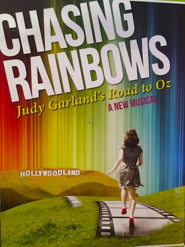 Piper Birney in Chasing Rainbows at Goodspeed Opera House