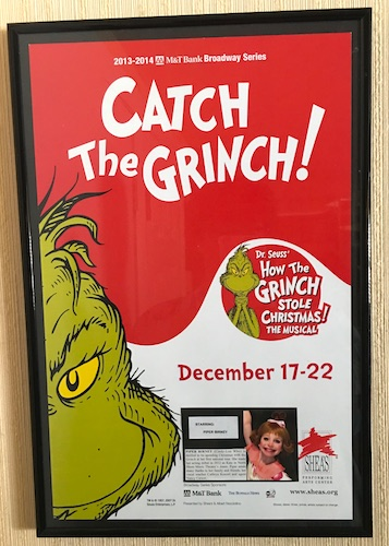 Piper Birney (Cindy Lou) in How The Grinch Stole Christmas